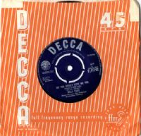 Billy Fury - Do You Really Love Me Too/What Am I Gonna Do  (F 11792)